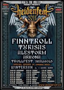Heidenfest 2011