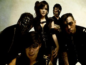 Chthonic, band picture